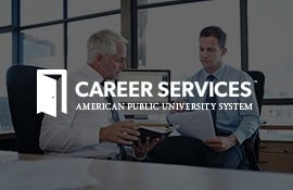 Career services can help